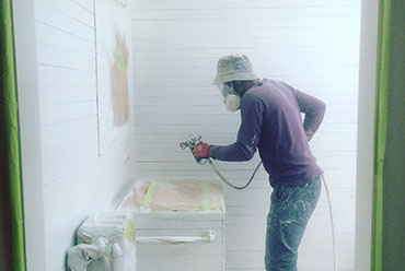 Professional Spray Painting Service